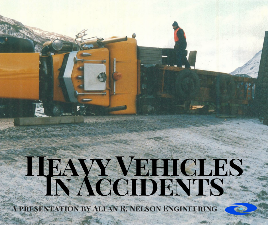 Heavy Vehicles In Accidents