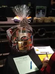 EIA Food Bank Drive Silent Auction Basket